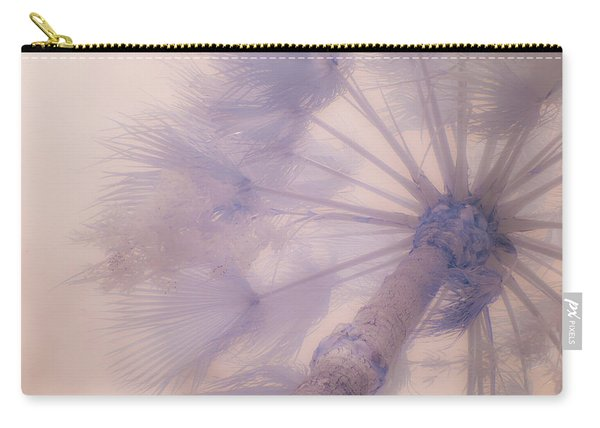 Palm Haze Carry-all Pouch