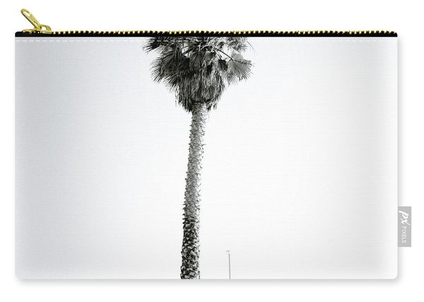 Palm Tree And Graffiti Carry-all Pouch