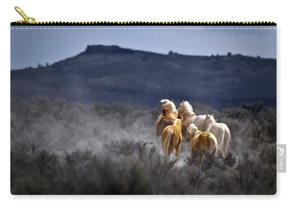 Palomino Buttes Band Carry-all Pouch