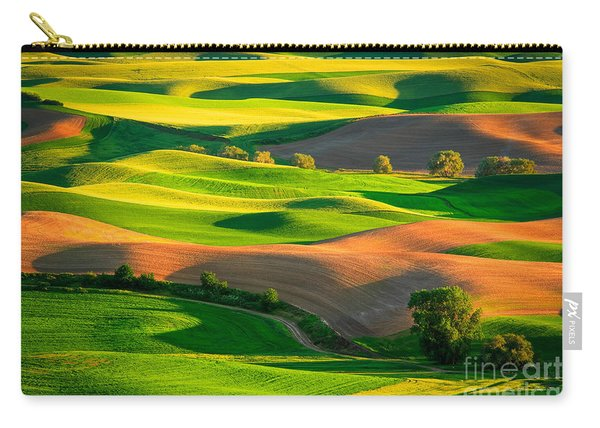 Palouse Fields - June Carry-all Pouch