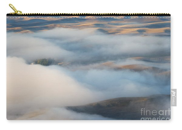 Palouse Morning Mist Carry-all Pouch