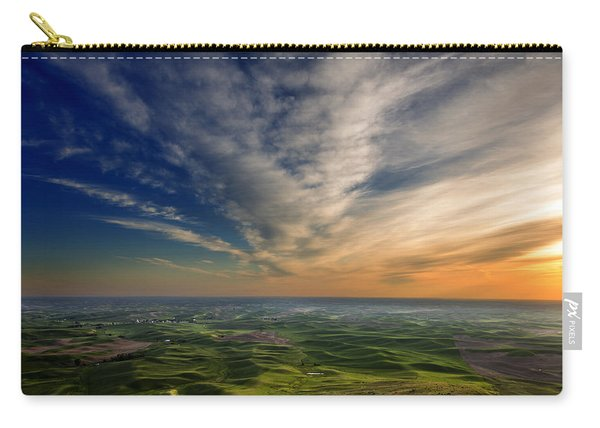 Palouse Sunset Carry-all Pouch