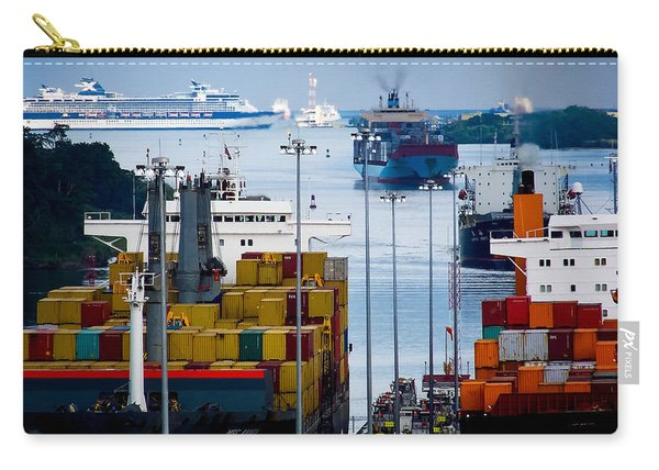 Panama Canal Express Carry-all Pouch