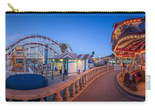 Panorama Giant Dipper Goes 360 Round And Round Carry-all Pouch