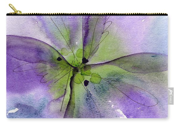 Pansy 1 Carry-all Pouch