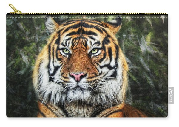 Panthera Tigris II Carry-all Pouch