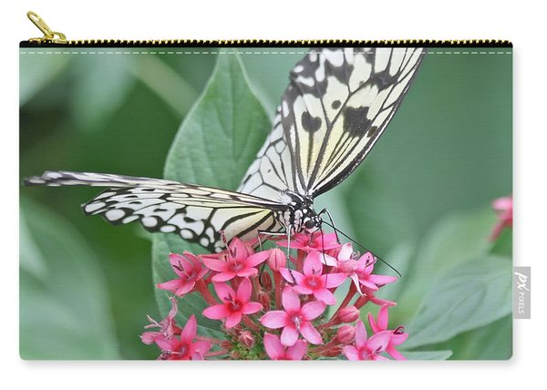 Paper Kite Butterfly - 2 Carry-all Pouch