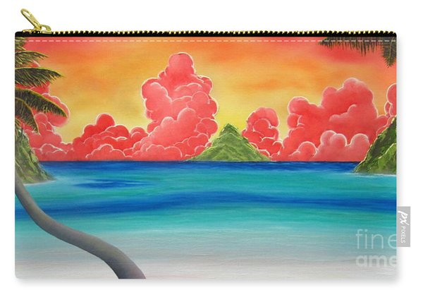 Paradise Panorama Carry-all Pouch