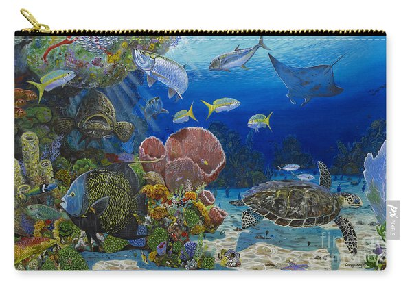 Paradise Re0012 Carry-all Pouch