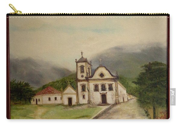 Paraty Church  Carry-all Pouch