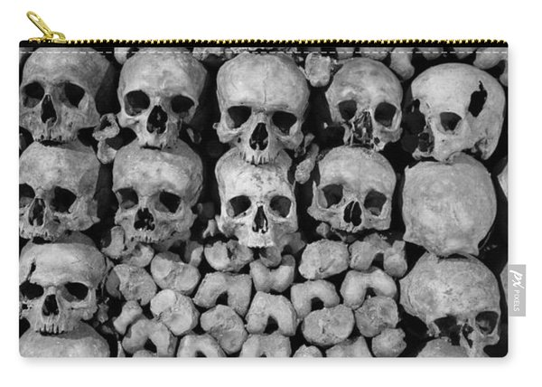 Paris Catacombs Carry-all Pouch