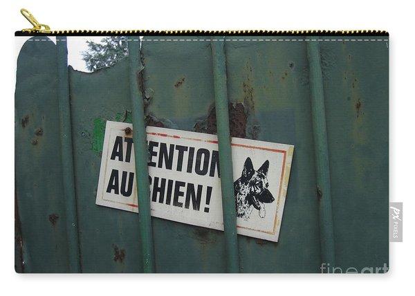 Paris - Farm Dog Carry-all Pouch