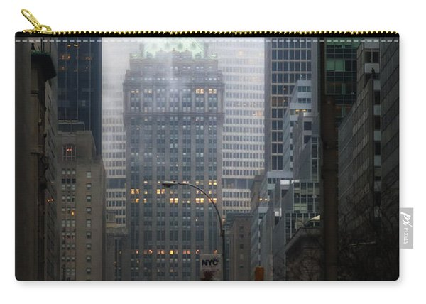 Park Avenue Dawn In Color Carry-all Pouch