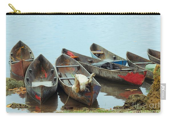 Parking Boats Carry-all Pouch