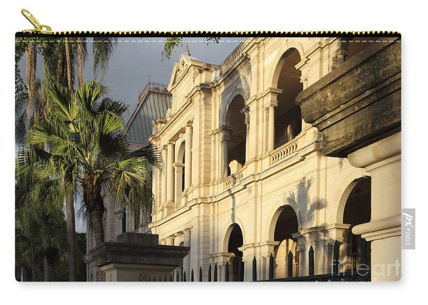 Parlament House In Brisbane Australia Carry-all Pouch