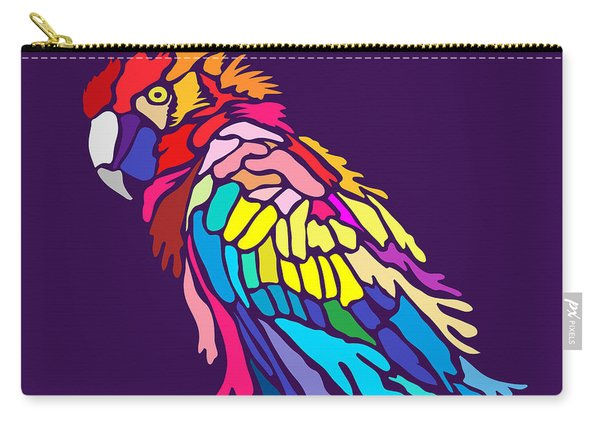 Parrot Beauty Carry-all Pouch