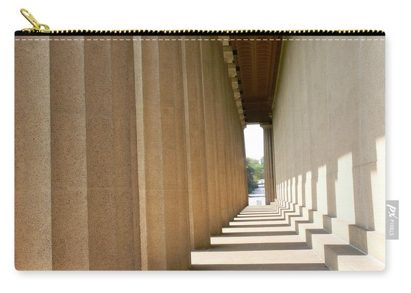 Parthenon1 Nashville Tn Carry-all Pouch