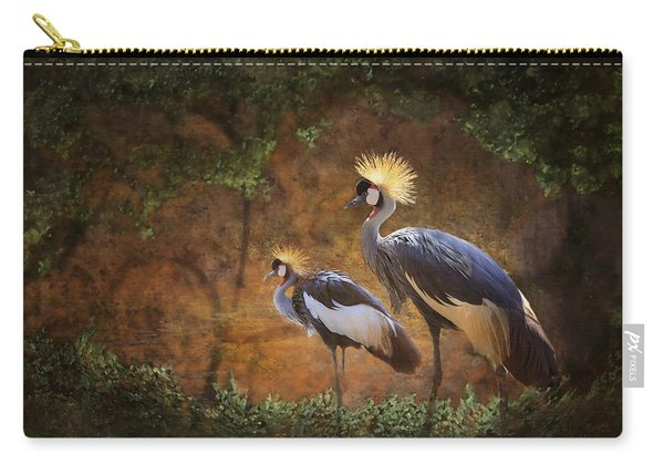 Partners In Paradise Carry-all Pouch