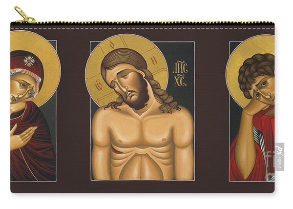 Passion Triptych Carry-all Pouch