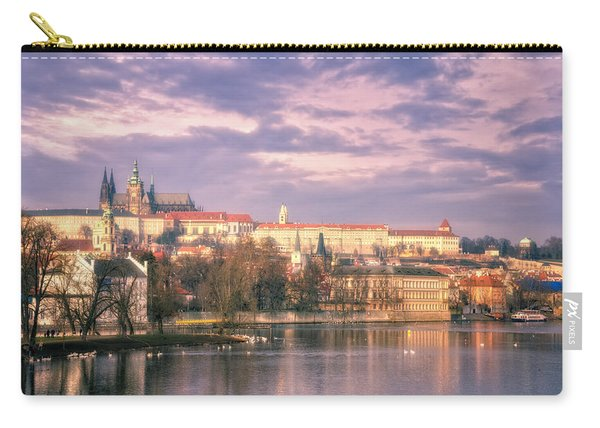 Pastel Prague Morning Carry-all Pouch