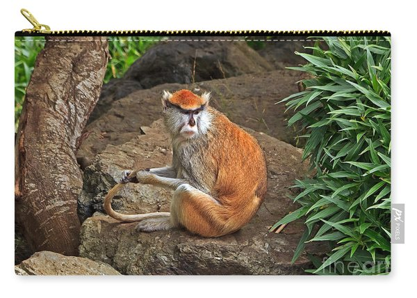 Patas Monkey Carry-all Pouch