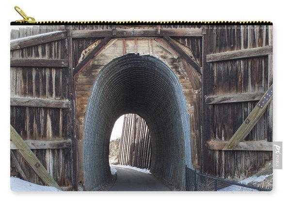 Path In History Carry-all Pouch