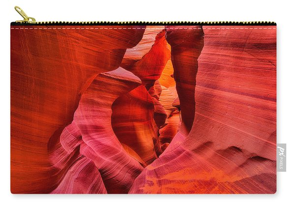 Pathway To Beauty Carry-all Pouch