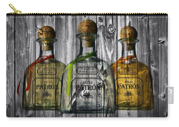 Patron Barn Door Carry-all Pouch