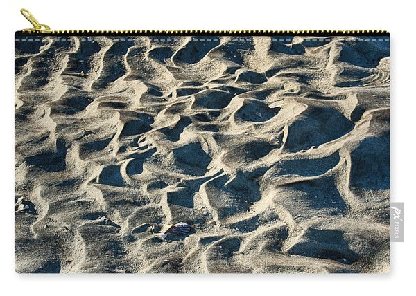 Patterns In Sand 1 Carry-all Pouch