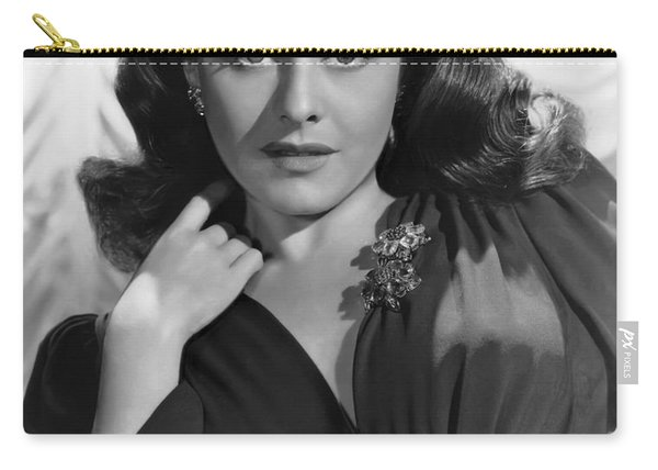 Paulette Goddard Carry-all Pouch