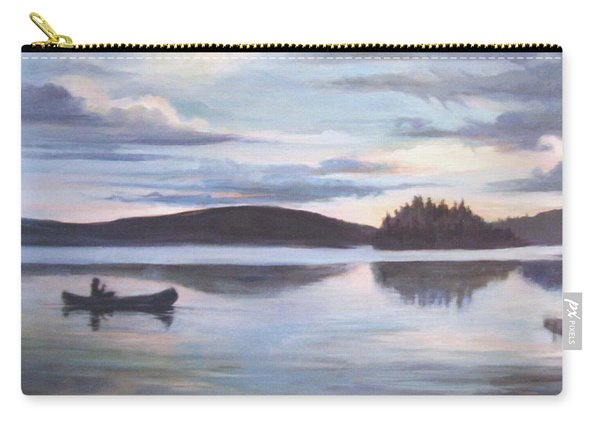 Payette Lake Idaho Carry-all Pouch
