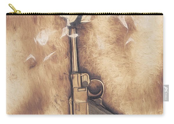 Peacefire Treaty Carry-all Pouch