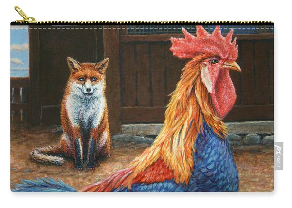 Peaceful Coexistence Carry-all Pouch