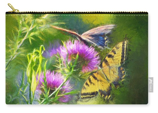 Peaceful Easy Feeling Carry-all Pouch