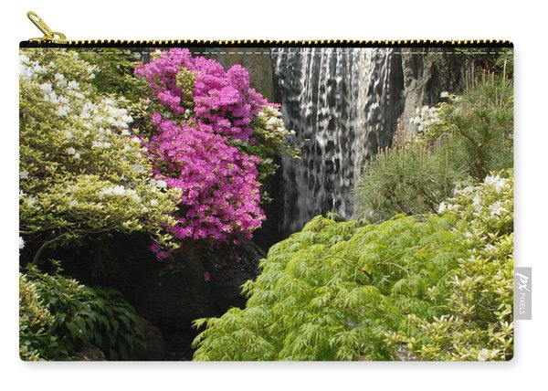 Peacefull Waterfall Carry-all Pouch