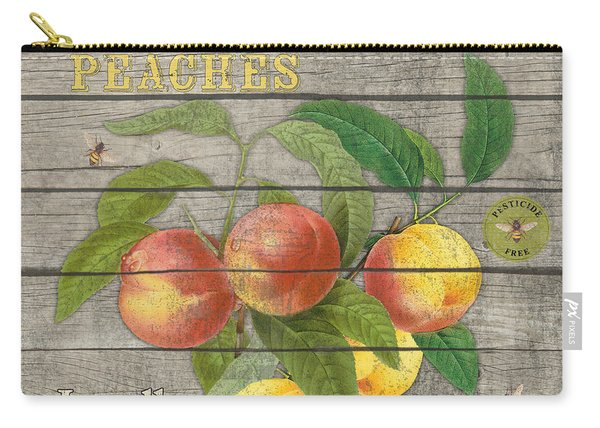 Peaches-jp2676 Carry-all Pouch