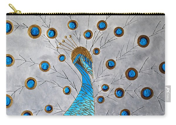 Peacock And Its Beauty Carry-all Pouch