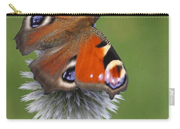 Peacock Butterfly Netherlands Carry-all Pouch