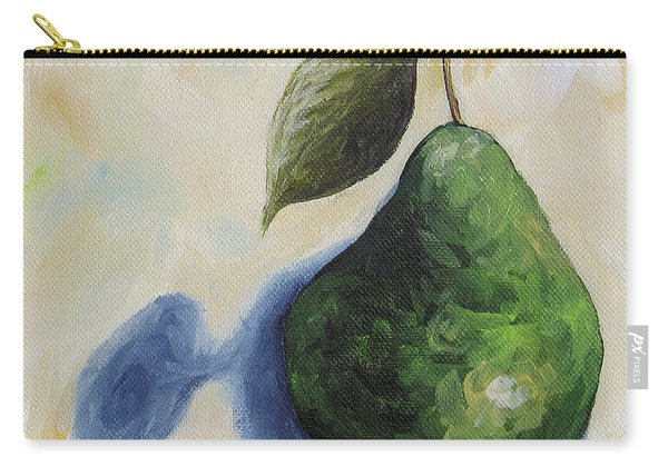Pear In The Spotlight Carry-all Pouch
