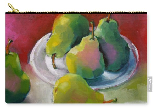 Pears Carry-all Pouch