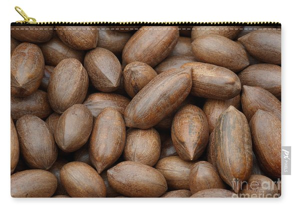 Pecan Nuts Carry-all Pouch