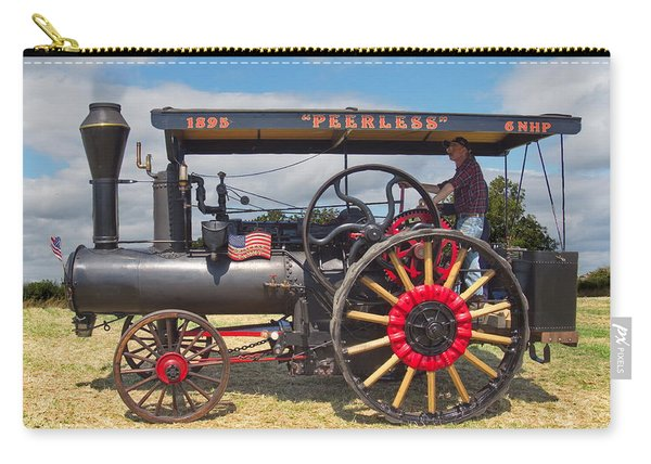 Peerless Steam Traction Engine Carry-all Pouch