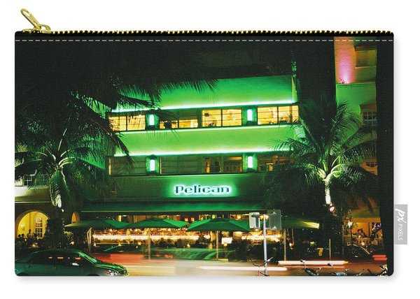 Pelican Hotel Film Image Carry-all Pouch