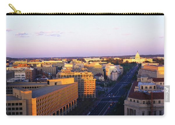 Pennsylvania Ave Washington Dc Carry-all Pouch