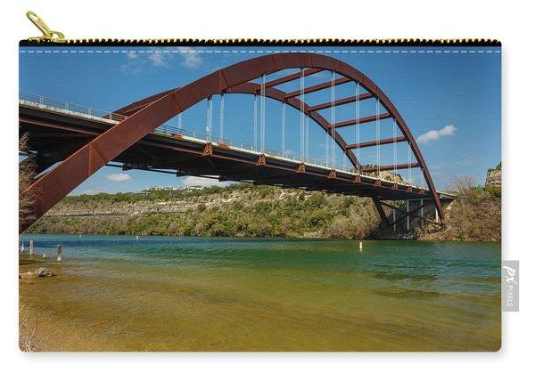 Pennybacker 360 Bridge, Austin, Texas Carry-all Pouch
