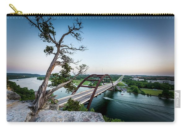 Pennybacker Bridge Austin Carry-all Pouch