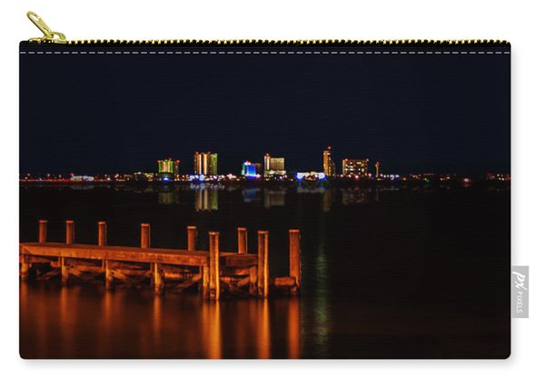 Pensacola Beach Reflections Carry-all Pouch