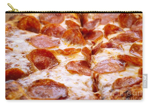 Pepperoni Pizza 1 - Pizzeria - Pizza Shoppe Carry-all Pouch