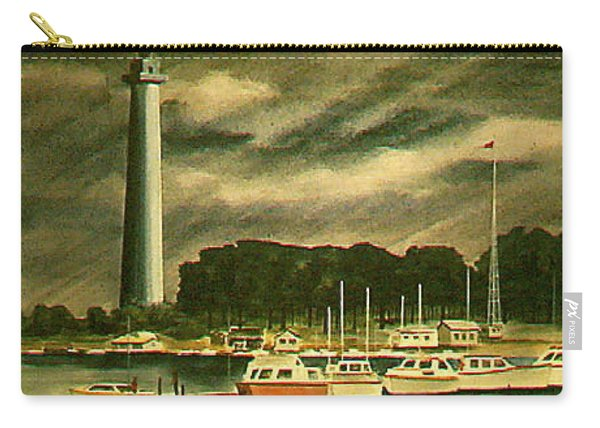 Perrys Monument On Put In Bay Carry-all Pouch