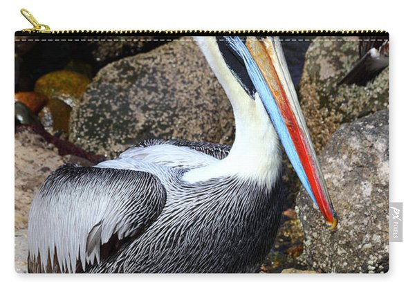 Peruvian Pelican Carry-all Pouch